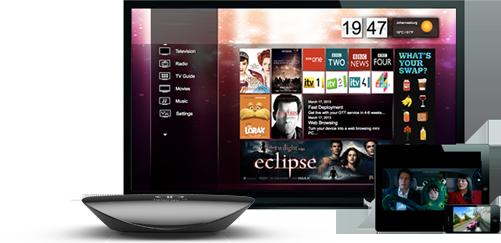 OTT/IPTV Middleware